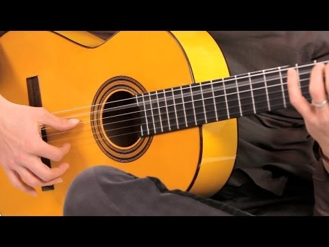 Thumb-Index-Thumb Technique | Flamenco Guitar