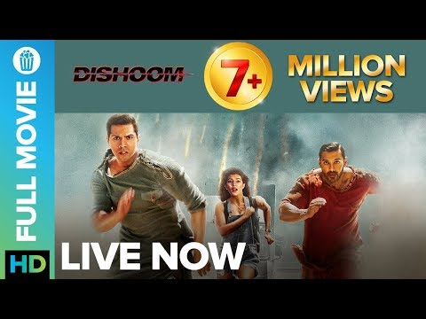 Xxx Mp4 Dishoom Full Movie LIVE On Eros Now Varun Dhawan Jacqueline Fernandez John Abraham 3gp Sex
