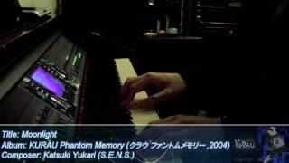 KURAU Phantom Memory - Moonlight (Piano Improvisation)
