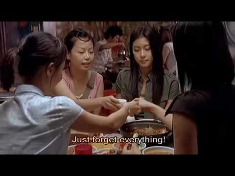 សង្សារ ១០០ថ្ងៃ, Girl friend 100 day (Korea movie) Speak khmer