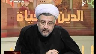 تعليق الشيخ محمد كنعان على سؤال عن المختار الثقفي