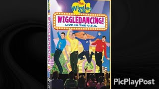 Opening To The Wiggles: Wiggledancing! Live In The USA 2006 DVD