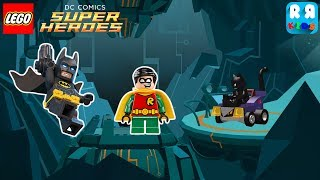 LEGO DC Super Heroes Mighty Micros - Catwoman Vs Batman and Robin