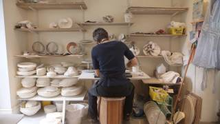 Shaping Ceramics: ceramicists in action