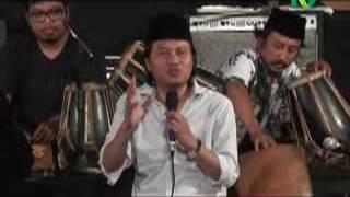Gus Yusuf Chudhori & Habib Anis ; Suluk maleman, Kongkow budaya, diskusi dan puisi di Pati 2017