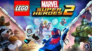 LEGO MARVEL SUPER HEROES 2 -   O Retorno dos Heróis