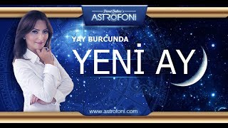 Yay Burcunda Yeniay 18 Aralık 2017, Astrolog Demet Baltacı