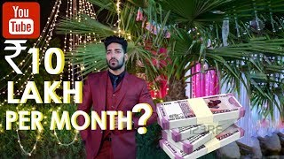 My YouTube Income EXPOSE - DESI FITNESS MOTIVATION