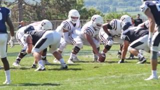 Football Highlights: Ithaca 14, Union 9 - Sept. 3, 2016