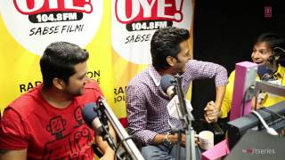 Grand Masti Promotion - Wackiest Interview Ever    Riteish Deshmukh, Vivek Oberoi, Aftab Shivdasani