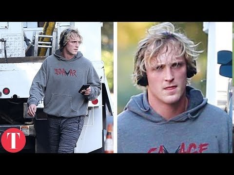 Xxx Mp4 Logan Paul S SAD Life After The Controversial Video BANNED WANTED By Police 3gp Sex