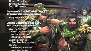 Dynasty Warriors 8 (US) - Ambition Mode Ending