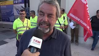 """Bari, a rischio lavoratori degli appalti ferroviari: """"Serve proroga degli ammortizzatori sociali"""""""
