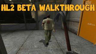 Half-Life 2: Leaked Beta
