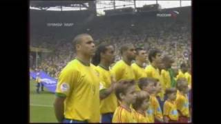 National Anthem of Brazil.World Cup 2006