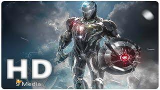AVENGERS 4 | New Iron Man Suit (2019) Tony Stark, Marvel Superhero Movie HD