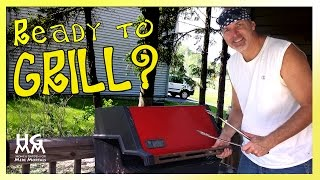 Fire up the grill! Tips for getting your gas grill ready for summer.
