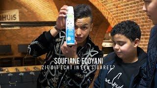 SOUFIANE EDDYANI - WOW!! 😲 ZIT DIT ECHT IN EEN SIGARET?? 👀 - VLOG 6