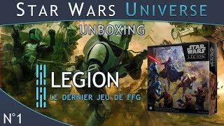 Présentation De Star Wars Légion Le Jeu De FFG