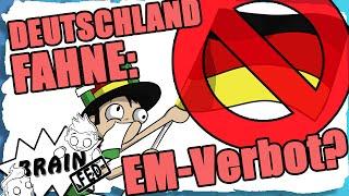 Deutsche Fahne zur EM verbieten? ♦ Digitaler Judenstern? | BrainFed #39