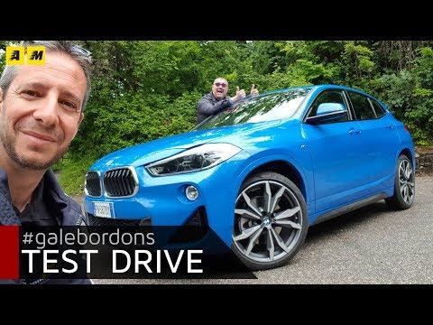 BMW X2 Spiazzati dal design e dal prezzo