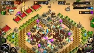 صراع الصحراء - الزنزانة خبير رقم 10 و شرح عام عن هديل واسرع طريقة لجمع الماء والذهب