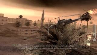 Call of Duty 4 : Modern Warfare - Acto 1: Mision 10 -