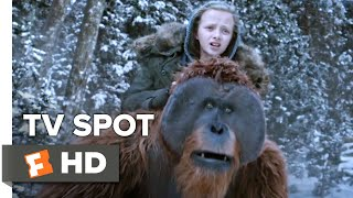 War for the Planet of the Apes TV Spot - All Hail Caesar! (2017) | Movieclips Coming Soon