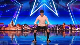 Britain's Got Talent 2017 Jake Stephens Street Dancer Full Audition S11E06