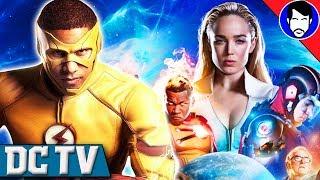 Will Kid Flash join Legends of Tomorrow Season 3? | DCTV Recap