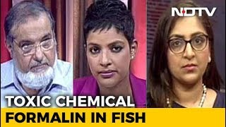 Toxic Chemical In Fish: Is Food Safety A Farce?