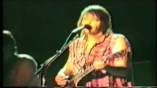Neil Young & Crazy Horse. Cortez The Killer. 25/4/87, Casa de Campo, Madrid.