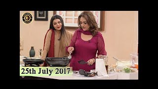Good Morning Pakistan - 25th July 2017 - Top Pakistani show