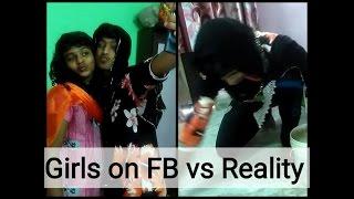 LP Ki Vines | Girls on FB VS Reality