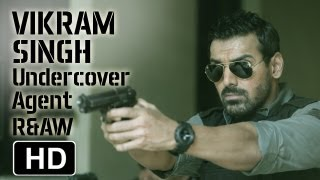 Making of Madras Cafe | John Abraham | Vikram Singh - Undercover Agent R&AW