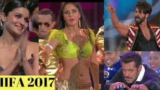 IIFA 2017 Best Performances   Salman Khan   Katrina Kaif   Alia Bhatt  & Varun Dhawan   WhatsUpAus