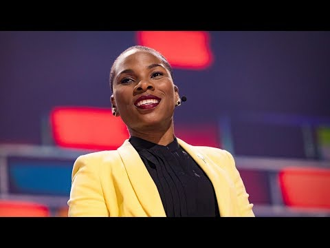 Get comfortable with being uncomfortable Luvvie Ajayi
