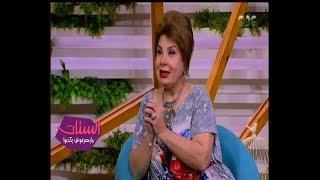 الستات مايعرفوش يكدبوا| الفنانة فادية عبد الغني تكشف سر زواجها المبكر.. احنا فلاحين