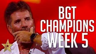 Britain's Got Talent: The Champions Auditions!   WEEK 5   Got Talent Global