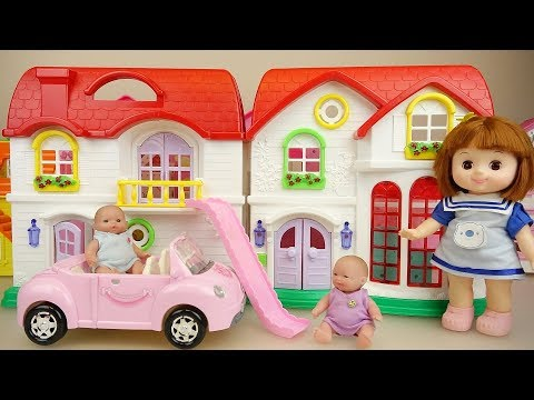 Xxx Mp4 Baby Doll Red Roof House And Car Toys Play 3gp Sex