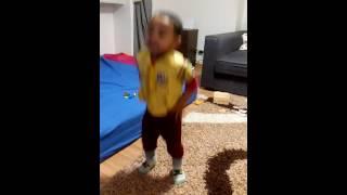Reaan's dance for Junction Lo song