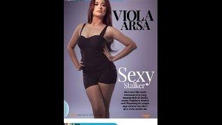 VIOLA ARSA late night show TRANS TV