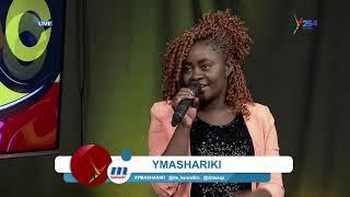 Princess Leo  & Bahati _Jionyeshe First Emotional Tv Interview