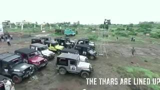 Thar Fest and Club Challenge – Aerial View of the arena