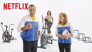 BodyBreak: Santa Clarita Diet Demo | Netflix