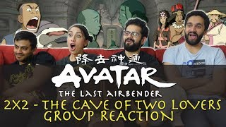 Avatar: The Last Airbender - 2x2 The Cave of Two Lovers - Group Reaction