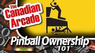 Pinball Ownership 101 - What to look for when buying a used game, maintenance, and more!