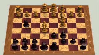 How To- Beat Someone In Chess With 7 Moves Queen's Sacrifice