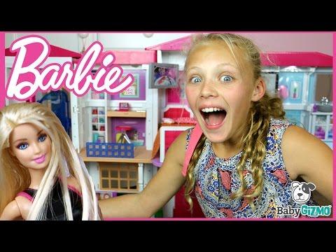 Xxx Mp4 NEW Barbie Hello Dreamhouse FULL HOUSE TOUR Unboxing 3gp Sex