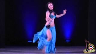 Sabrina Bellydancer  - Maktub Festival 2014 - Rep. Dominicana